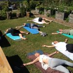yoga in de boschveldtuin 2