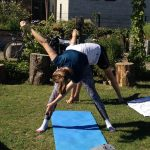yoga in de boschveldtuin 4